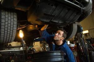 Comment Rincer d'une transmission dans le Ford F250