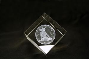 Projets verre gravé