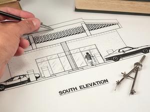 Comment Lay Out d'un dessin architectural