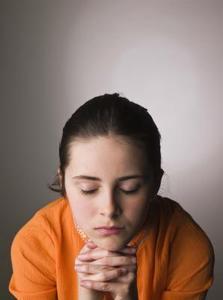 Bible Crafts Traiter avec prière pour les enfants
