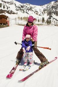 Idées pour un parti de ski thème