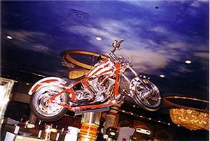 Comment modifier un câble de starter sur une Harley
