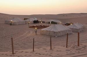 Comment faire une chambre dans une tente arabe