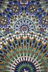 Pourquoi n'y at-il humains dans Arabesque Art?