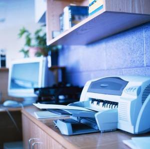 Comment définir par défaut Bac 2 sur une imprimante HP 5200