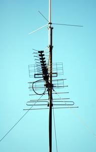 Comment faire pour installer une antenne UHF