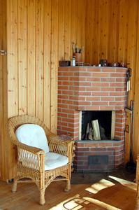 Comment nettoyer l'intérieur d'une cheminée de briques