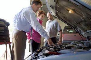 Comment remplacer la batterie dans un Lexus RX 330