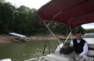 Comment faire pour supprimer les dépôts de calcaire d'un ponton
