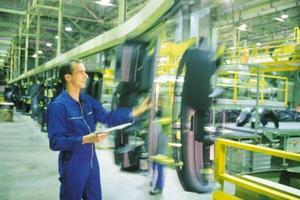 planification de la production et la définition de contrôle