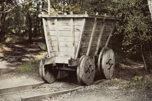 Comment construire un jardin en bois Tracteur panier