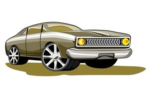 Comment dessiner une Ford Mustang Shelby