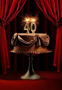 Idées pour le 40e anniversaire présente pour les hommes