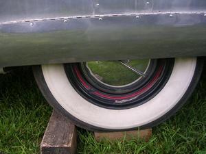 Comment fabriquer des pneus à flancs blancs