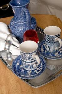 Comment identifier une marque Porcelaine