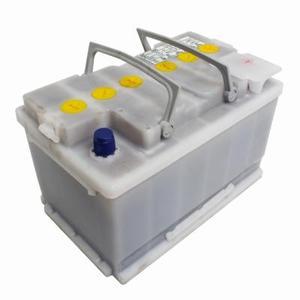 Comment mettre de l'eau dans la batterie d'un Z3