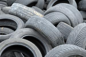 Comment construire avec des pneus usagés
