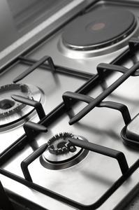 Comment faire pour supprimer une marque de brûlure sur une cuisinière