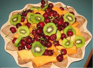 Comment faire un plateau de fruits
