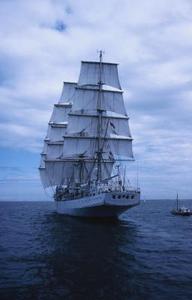Quels types de bateaux ont-ils voyagent dans les années 1600?
