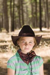 Comment dessiner un chapeau de cow-boy