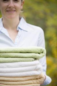 L'étiquette appropriée pour plier les serviettes