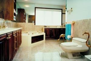 Comment faire pour installer une salle de bains en Corian Vanity