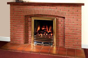 Comment nettoyer la suie de la cheminée de brique
