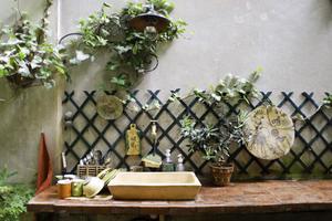 Courtyard Idées de décoration