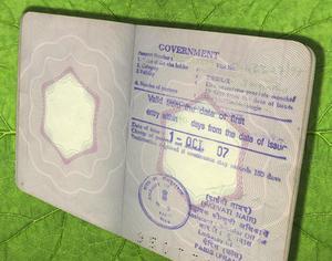 A propos des lettres d'invitation de visa