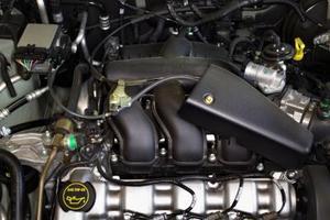 Comment charger la batterie dans une BMW 540i