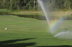 Comment faire pour résoudre un mouvement vibratoire Sprinkler