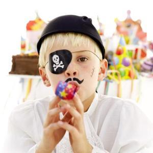 Pirate énonciations d'anniversaire