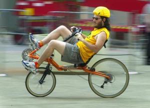 Comment réparer un vélo couché magnétique exercice
