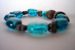 Instructions pour perles d'un bracelet élastique