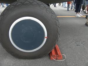 cales de roue: bricolage