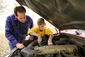 Comment remplacer un filtre à carburant dans un Ford F150 2007