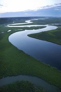 Quels sont les effets humains ont sur le biome d'eau douce?