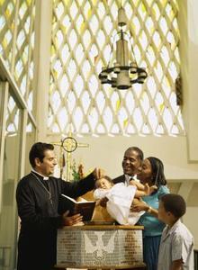 Robes de porter à un baptême