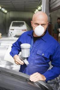 Comment pulvérisation électrostatique de peinture en toute sécurité