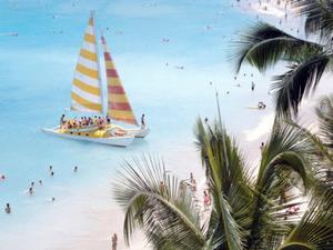 """Comment construire le bateau final dans """"The Sims 2: Castaway"""""""