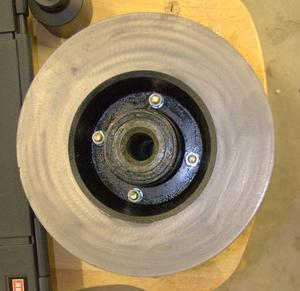 Instructions de réparation pour roue avant Roulement sur un Chevy Silverado