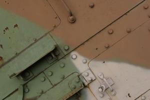 Spécifications de peinture militaires