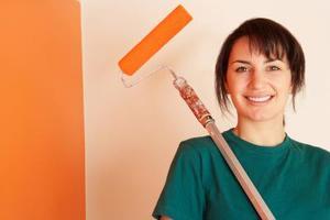 Remèdes à la maison pour se débarrasser de vapeurs de peinture