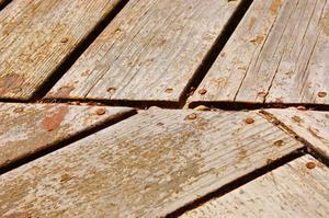 Comment construire un pont avec le bois non traité