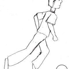 Comment dessiner un Joueur de Football