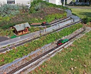 Comment construire un ensemble de train de jardin lgb