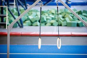 Bricolage Anneaux de gymnastique