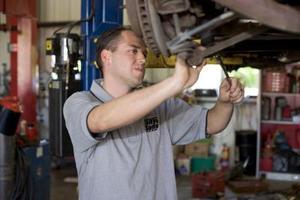 Comment remplacer un capteur d'oxygène chauffée sur une Honda Accord 2003