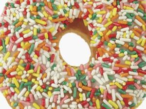 Comment glace Un gâteau Donut